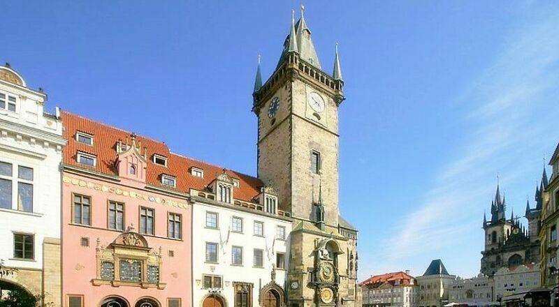 Староместкая ратуша
