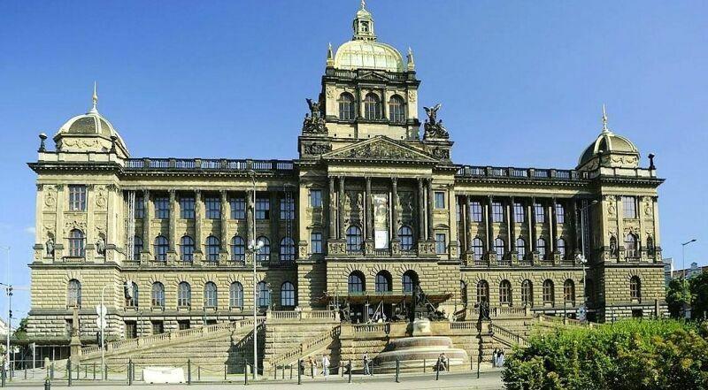 Национальный музей Чехии