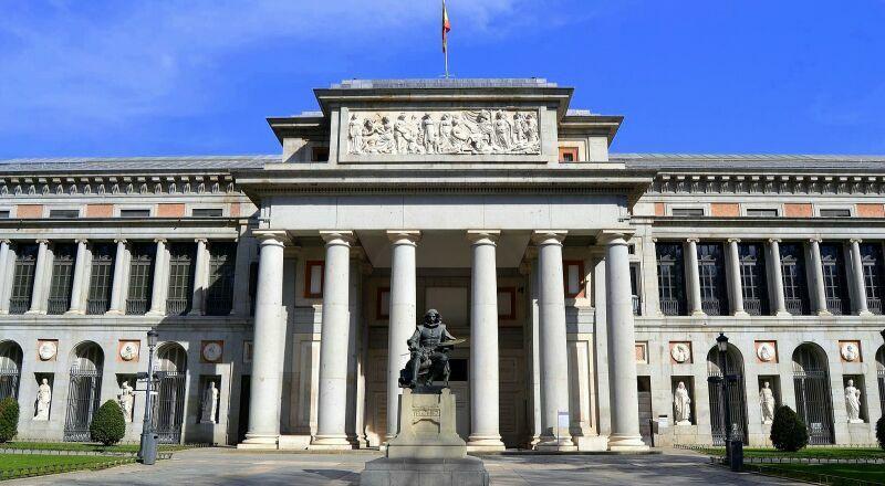 Музей Prado Мадрид