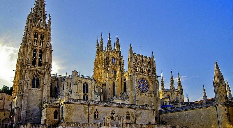 Кафедральный собор Бургос Испания