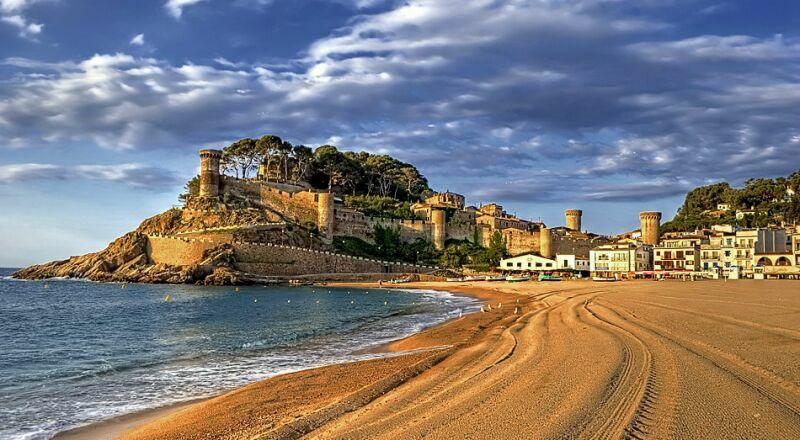 Коста-Брава Каталония