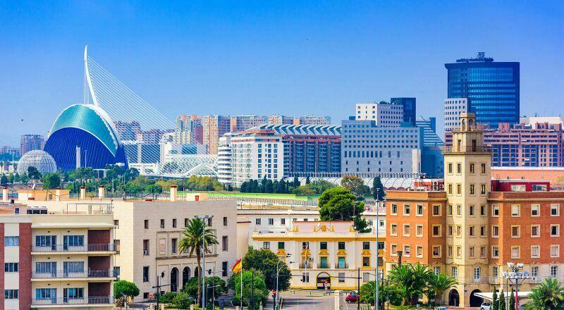 Валенсия Испания