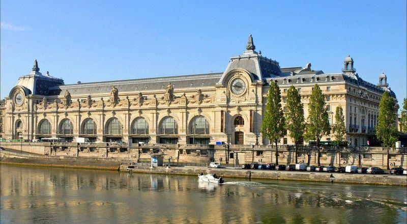 Музей Орсе Париж