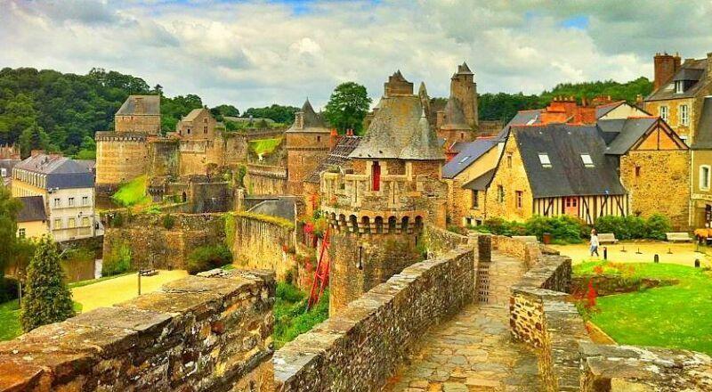 Бретань Франция
