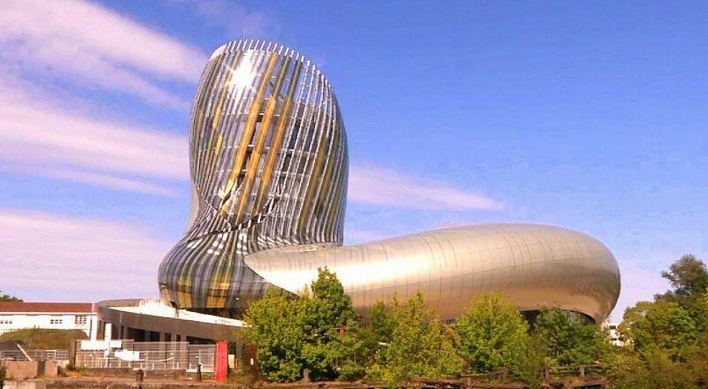 Музей вина в Бордо