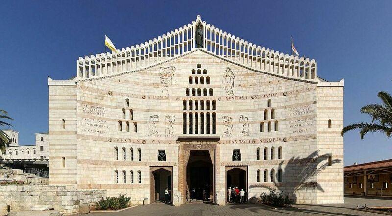Храм Благовещения Назарет