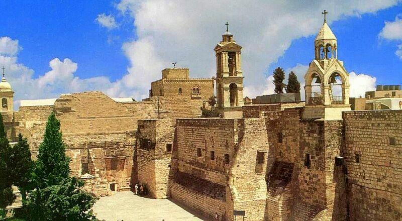 Храм Рождества Христова Вифлием