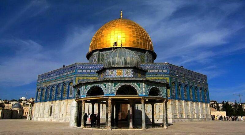 Мечеть Купол Скалы Израиль
