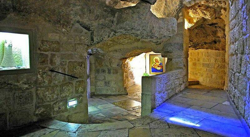 Молочная пещера Вифлием