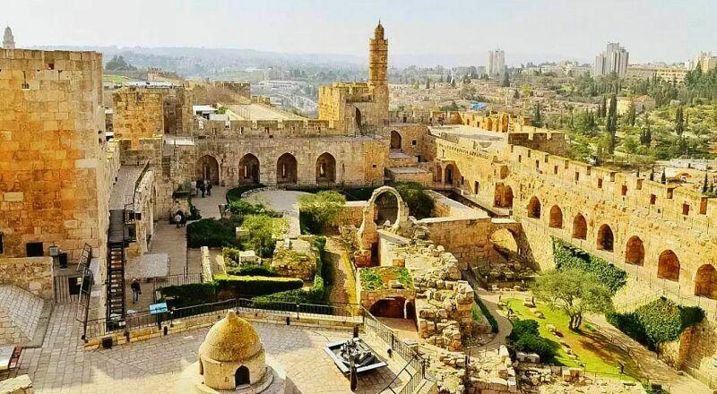 Град Давида Иерусалим