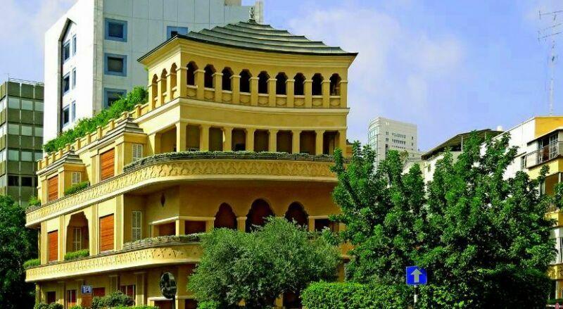 Дом-Пагода Тель-Авив