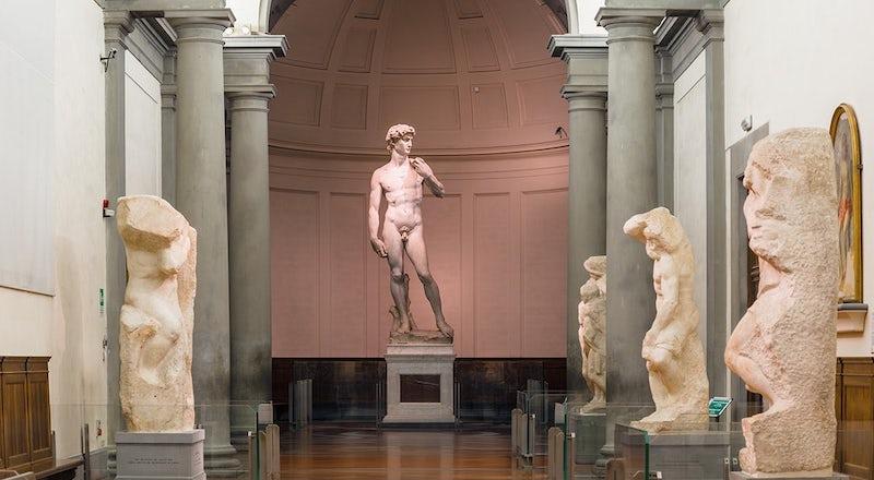 Академия изящных искусств Флоренция