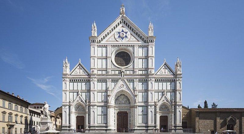 Базилика Санта Кроче Флоренция