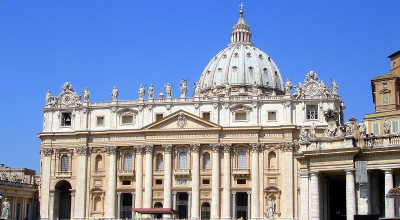Сикстинская капелла Рим Ватикан