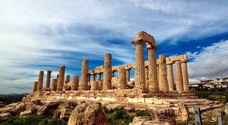 Долина храмов Сицилия