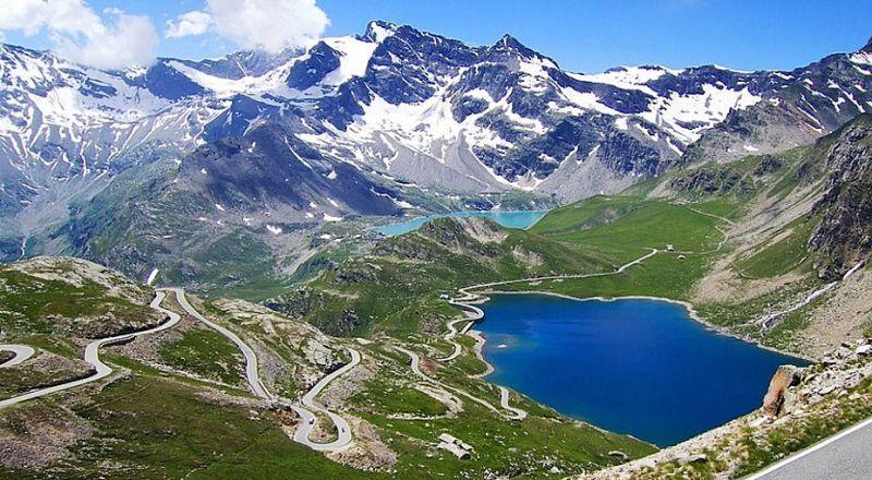 Долина Аоста Италия