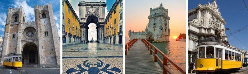 Лиссабон достопримечательности