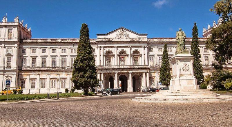 Дворец Ажуда