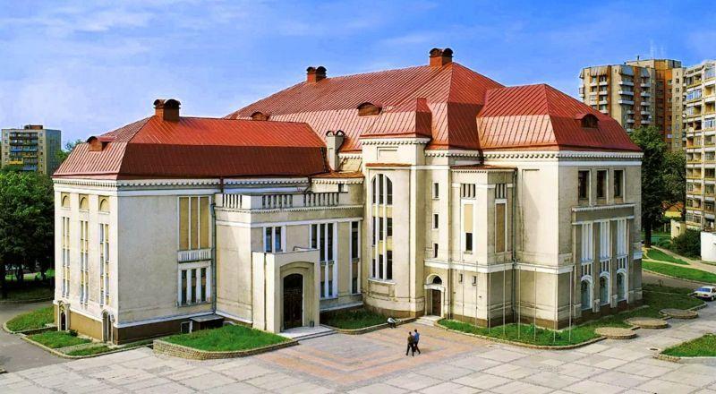 Историко-художественный музей Кадининград