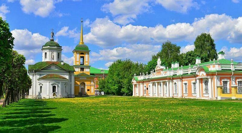 Музей усадьба Шереметьевых Кусково