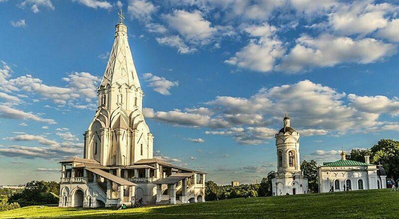 Церковь Вознесения Коломенское