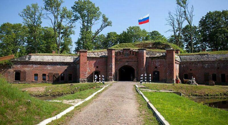 Форт Калининград Россия