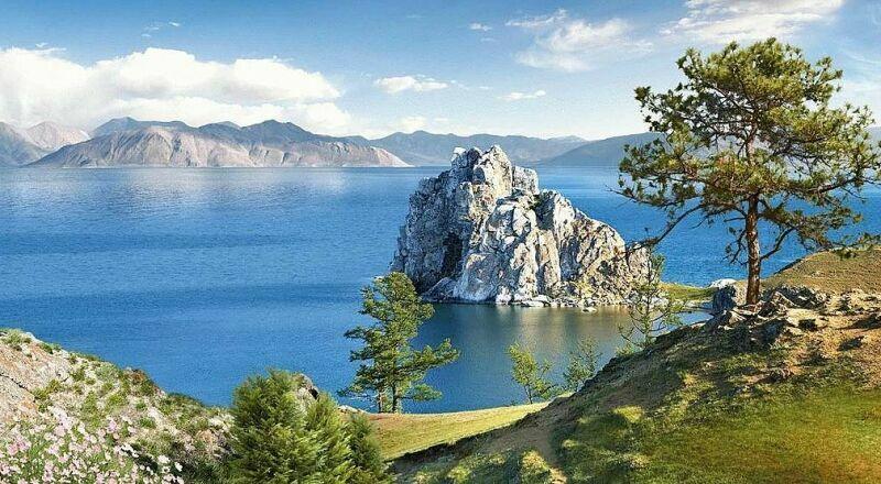 Байкал Россия