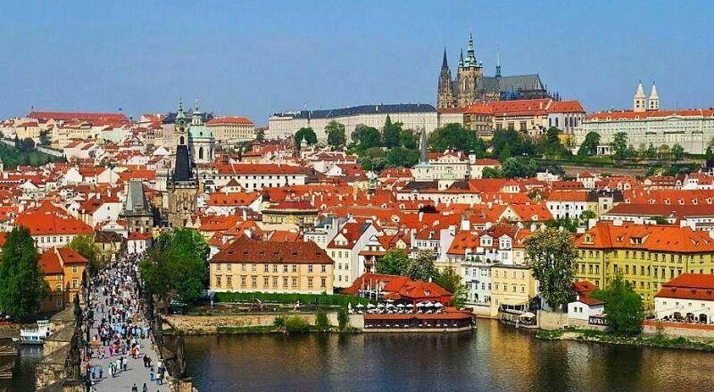 Старе Място Прага