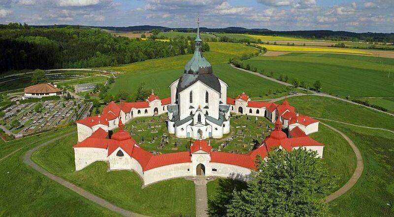 Церковь Св. Иоанна Чехия