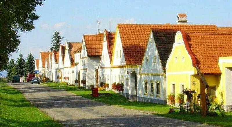 Деревня Голошовице