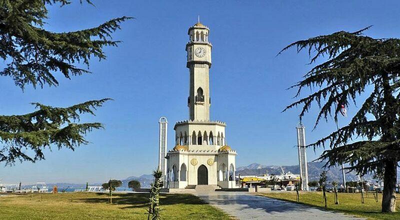 Башня Чача Тауэр Батуми Грузия