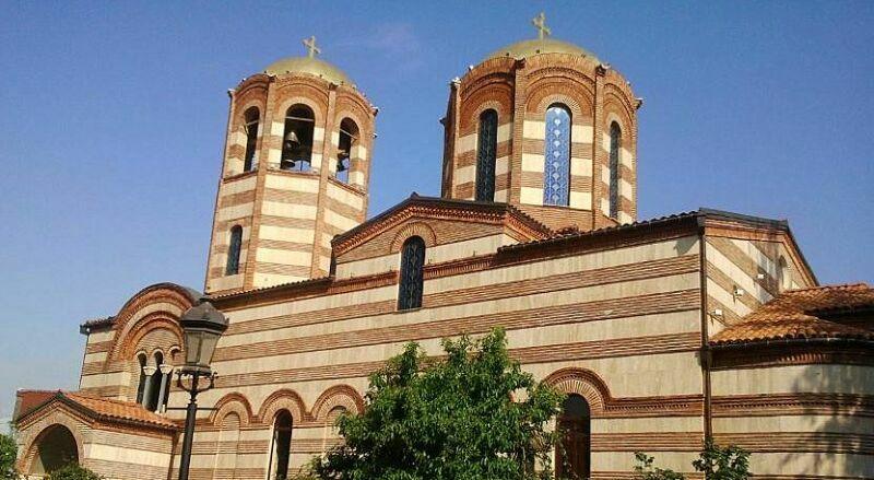 Церковь Святого Николая Батуми Грузия
