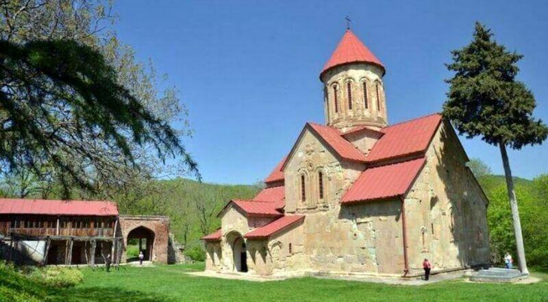 Монастырь Бетания Иверия