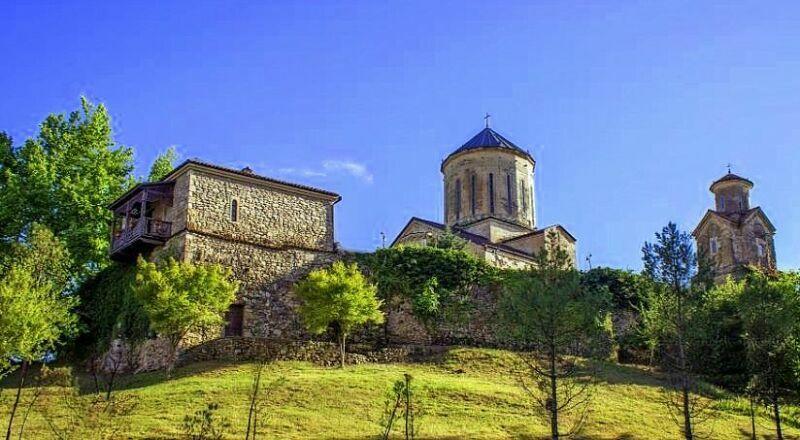 Монастырь Чкондиди Имеретия