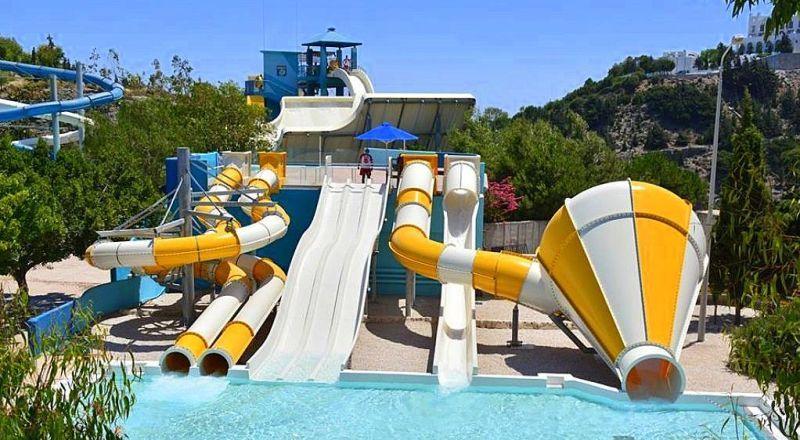 Аквапарк - Water Park Родос