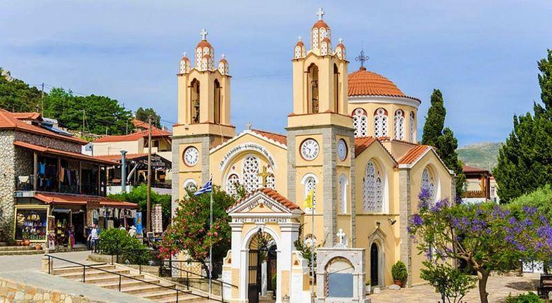 Храм Святого Пантелеймона