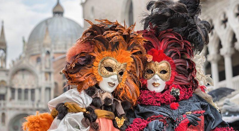 Венециианский карнавал