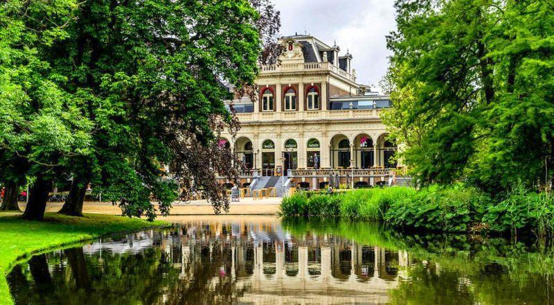 Амстердам парк Вондела