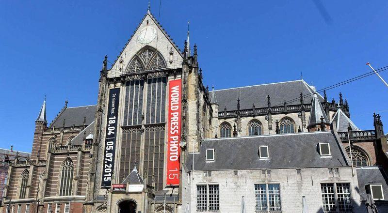 Амстердам новая церковь