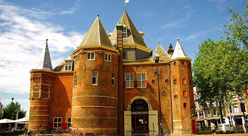Городские ворота - Весовая палата
