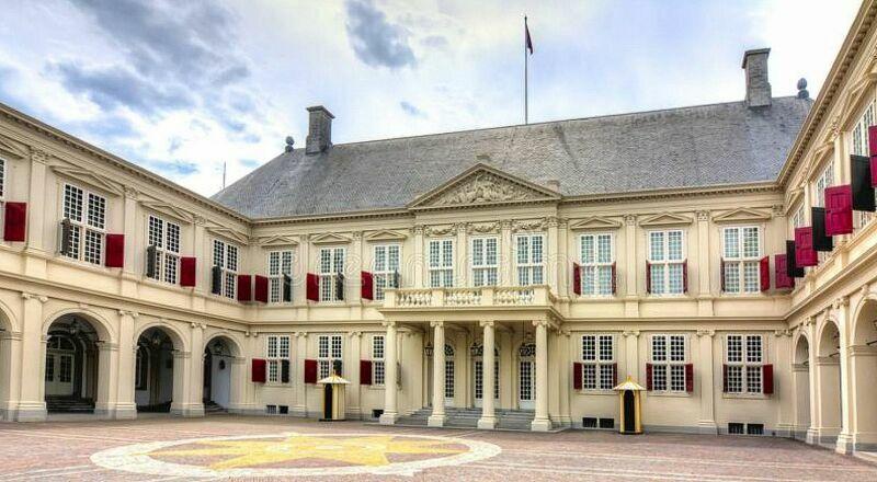Гаага Дворец Нордейнде