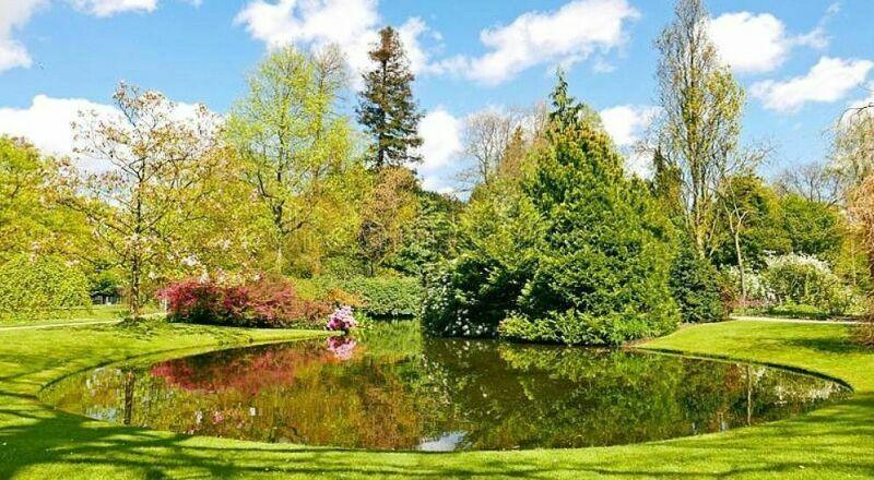 Ботанический сад Арборетум Тромпенбург