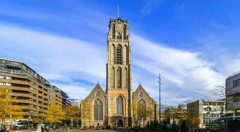 Церковь Святого Лаврентия Роттердам