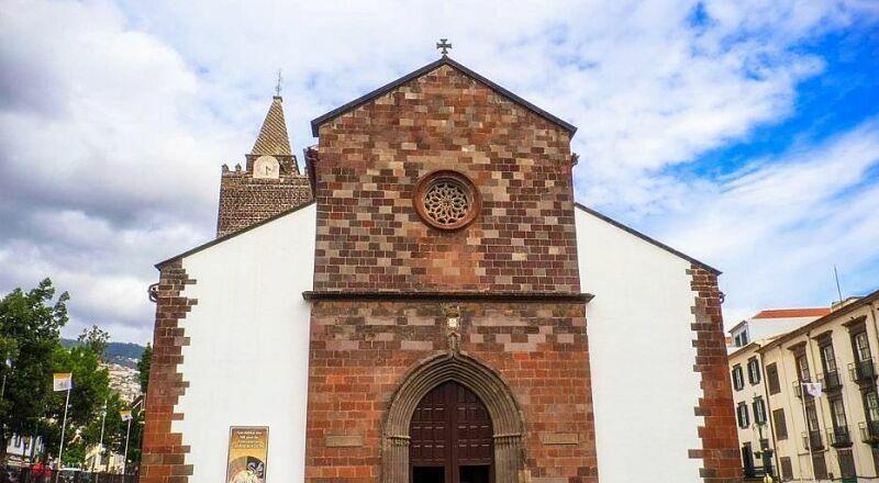 Собор Девы Марии Фуншал