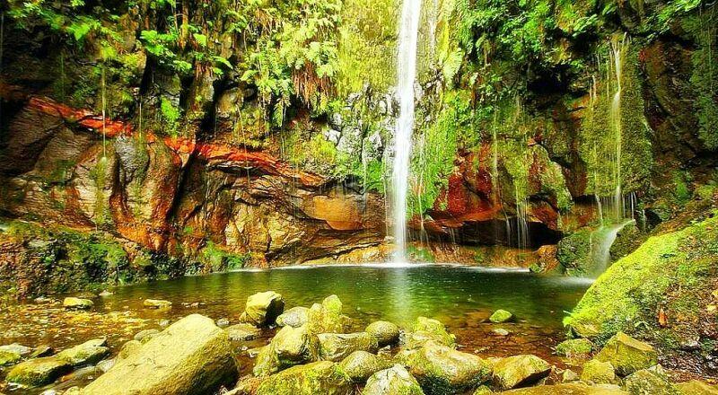 Национальный парк Мадейра