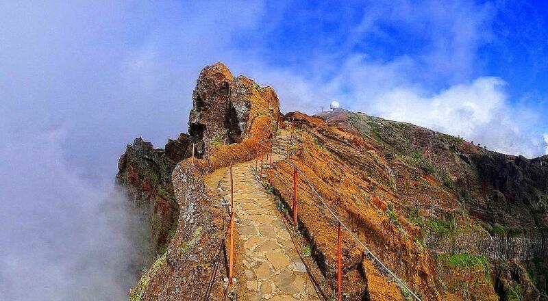 Гора Пико Ариейро