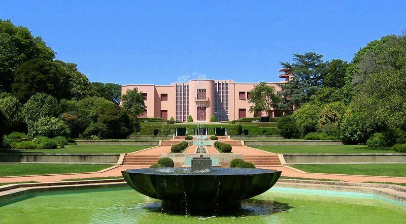 Музей современного искусства Порту Португалия
