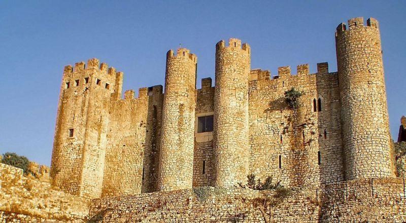 Крепость Обидуш Португалия