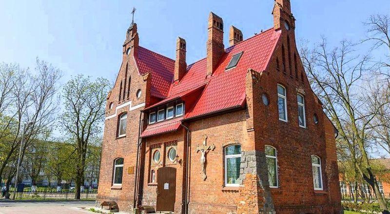 Дом пастора Балтийск