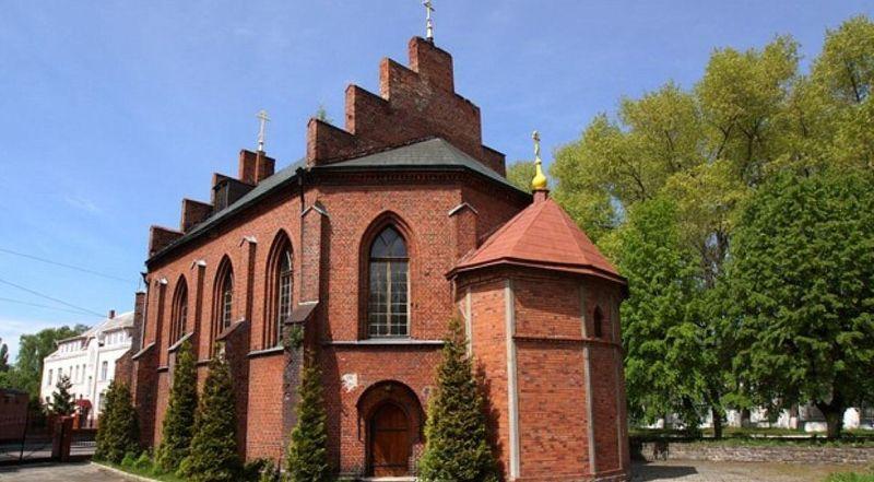 Морской собор Балтийск